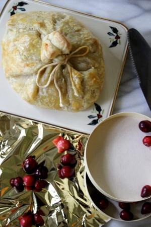 Brie En Croute is perfect for holiday celebrations.